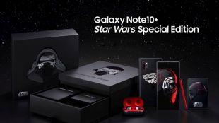Samsung Galaxy Note10+ se alía con el cine con su espectacular edición especial de Star Wars