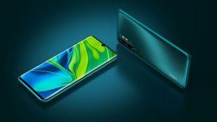 Xiaomi pone a la venta el nuevo Mi Note 10 Pro en España