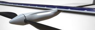 Desarrollan un avión solar no tripulado de bajo coste con autonomía infinita