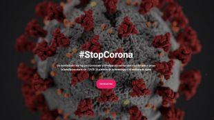 #StopCorona, la plataforma de startups y empresas tecnológicas para ayudar en la lucha contra el Covid-19